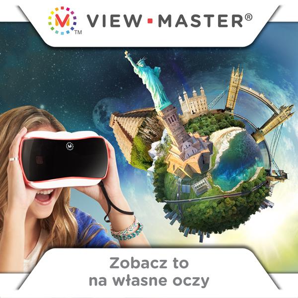 VIEW MASTER Wirtualna Rzeczywistość!